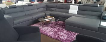 Leather Sectional sofa los angeles CA a080zb