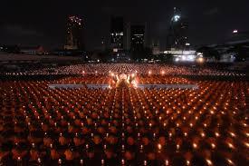 Image result for monk group meditation