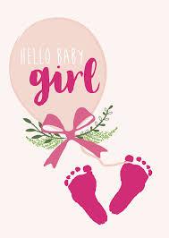 Announcement For Baby Girl Girl Announcement Barca Fontanacountryinn Com