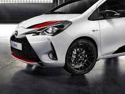 Toyota Yaris GRMN Specs and Photos | Subcompact Culture - The ...