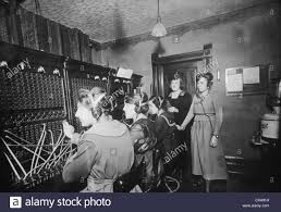 telephone switchboard stock photos telephone switchboard stock telephone switchboard operators 1918 stock image