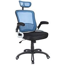desk swivel chair. H\u0026L Office Mid Back Blue Mesh Executive \u0026 Managerial Computer Desk Swivel Chair With Headrest H