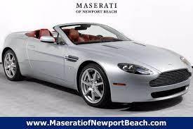 Used Aston Martin V8 Vantage For Sale In Philadelphia Pa Edmunds