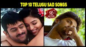 top 10 telugu sad songs latest