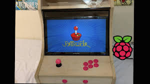 Raspberry Pi Game Cabinet Bartop Arcade Cabinet Build Powered By Raspberry Pi 1 2 3 Or Zero
