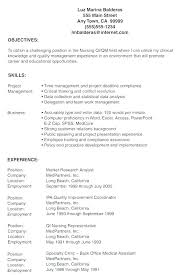 Sample Copy Of Resumes 15 Examples Of Resumes For A Job Leterformat