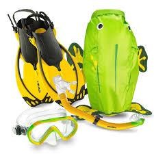 Us Divers Junior Snorkel Set Size Chart Head Sea Pals Jr Dry Set