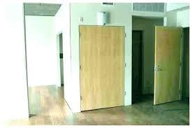 closet door frame invisible door sliding closet door frame kit