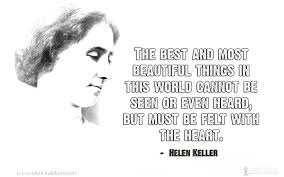 Helen Keller Quotes On Love Cute Romantic Sad Love Quotes Images