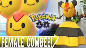 How to Find a *FEMALE COMBEE TO EVOLVE VESPIQUEEN* in Pokemon GO! - YouTube