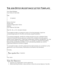 Best Photos Of Sample Business Offer Letter Acceptance Sample