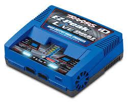 <b>Зарядное устройство Traxxas EZ-Peak</b> Live Dual 100-240 26 А ...