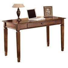 hamlyn traditional small leg writing desk nebraska furniture mart