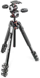<b>Штатив Manfrotto MK190XPRO4</b>-<b>3W</b>, Black