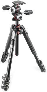 <b>Штатив Manfrotto MK190XPRO4-3W</b>, Black — купить в интернет ...