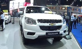 2016, 2017 Chevrolet Trailblazer, LT, 2.8 - YouTube