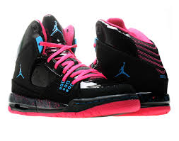 jordan shoes for girls black and pink. nike air jordan (gs) girls basketball shoes size black \u0026 pink in clothing, accessories, kids\u0027 accs, unisex for and