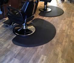 why luxury vinyl is the best salon flooring option