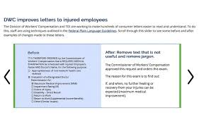 Texas Workers Compensation Letters Now Easier To Read 2017 06 16