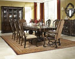 Legacy Dining Room Furniture Legacy Classic La Bella Vita Formal Dining Room Group Lindy39s