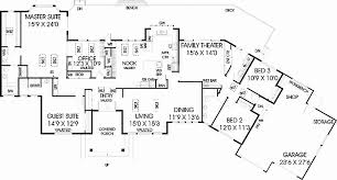 Charming ... 5 Bedroom Ranch House Plans Awesome 5 Bedroom Floor Plans E Story  Beautiful Top 5 Bedroom ...
