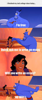 i m finally the meta picture funny aladdin genie essay