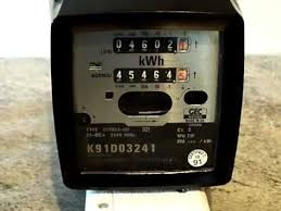 electricity meter gec c11b2a r h dual tariff kwh meter youtube Economy 7 Meter Wiring Diagram electricity meter gec c11b2a r h dual tariff kwh meter Residential Electrical Meter Wiring Diagram