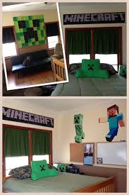 Minecraft Interior Design Bedroom Minecraft Bedroom For A Boy The Last Description What Do