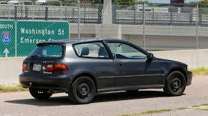 This urban-survivor Civic has become a full-on hooptie, and I ...