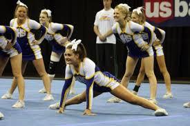 photo essay nhs cheerleaders at state championships newberg newberg oregon school district
