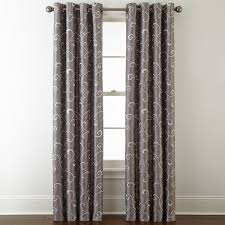 royal velvet plaza embroidery window treatments jcpenney
