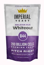 Whiteout Imperial Yeast B44