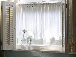bathroom window curtains how to easy diy window curtain for bath