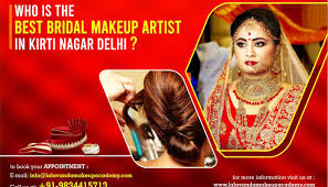 who is the best bridal makeup artist in east delhi