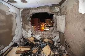 בן 5 נהרג מפגיעת רקטה בבניין בשדרות לאחר שרסיס חדר דרך חלון הממ
