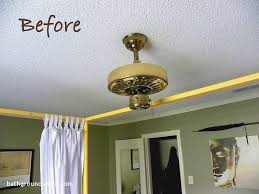 replacing ceiling fan with light fixture replacing a ceiling fan light with a regular light fixture