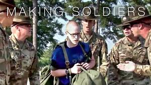 making solrs united states army basic at fort benning