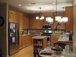Kitchen Ceiling Lights Fluorescent Kitchen Kitchen Ceiling Light Fixtures Throughout Greatest Flush
