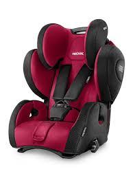 recaro young sport hero booster car seat ruby