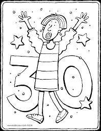 30 Jaar Vandaag Kiddicolour