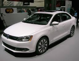 2013 Volkswagen Jetta Hybrid at the 2013 New York Auto Show ...