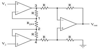 ecg circuit analysis and design engineers labs figure