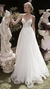 flowy wedding dresses. 60 Romantic And Airy Flowy Wedding Dresses HappyWeddcom