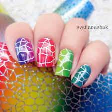 $0.99 2 Patterns/Sheet BORN PRETTY Triangle Diamond Shape Nail Art ...