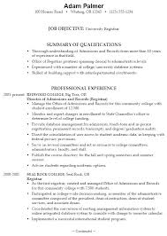 High School Resume For College Extraordinary High School Resume For College Application Template Student Resume