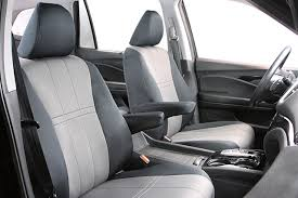 caltrend seat cover installation on a