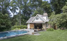 Detached Garage Pool House Plans Image of Local Worship