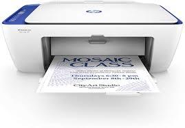 Hp Printer Comparison Chart Hp Deskjet 2622 All In One Compact Printer Blue V1n07a