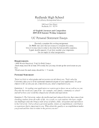research statement examples best template collection  personal statement examples uc
