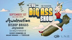 Utah big ass show